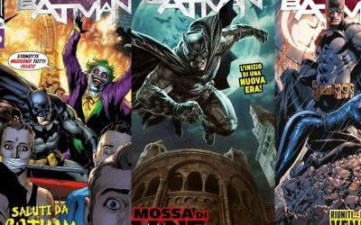 Batman 1-3 (giugno-luglio 2020)