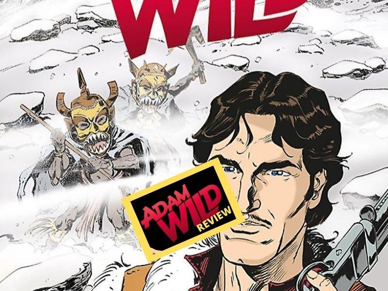 Adam Wild Review – I Demoni del Kilimanjaro (AW n.11)