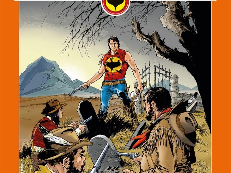 La banda dei Métis – Zagor Darkwood Novels n.3 (agosto 2020)