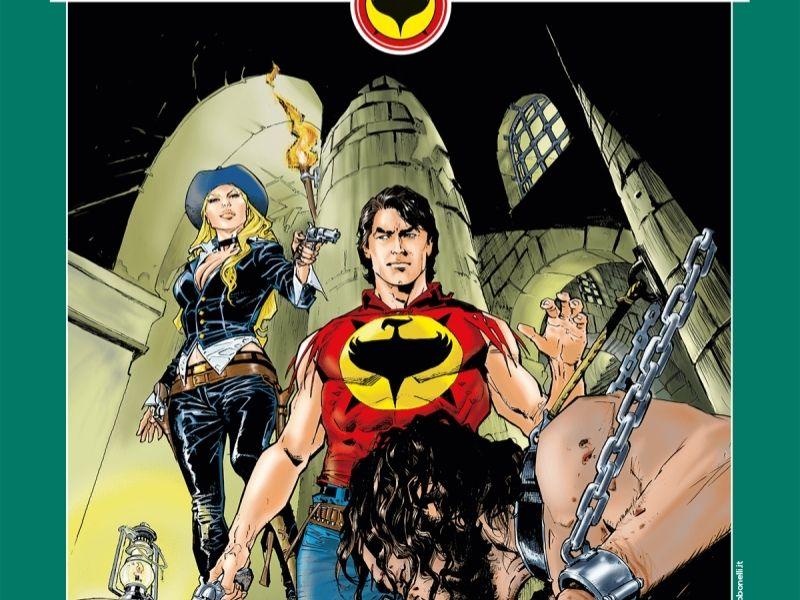 Bersaglio umano – Zagor Darkwood Novels n.4 (settembre 2020)