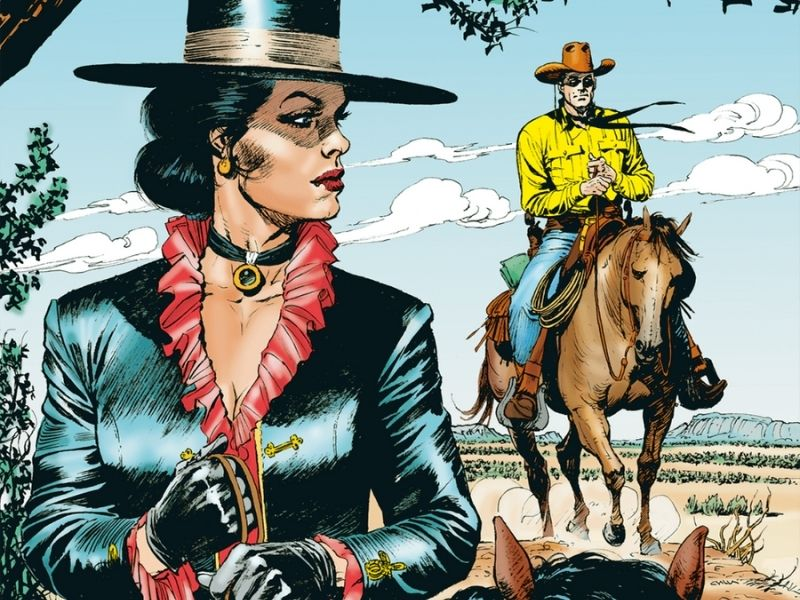 La signora di Rancho Verde – Tex n. 718 (agosto 2020)