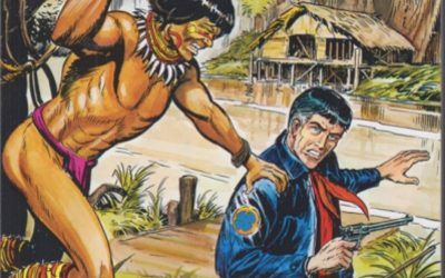 Mister No Story – Amazzonia (n.2)