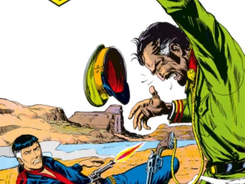 Mister No Story – La vendetta del gringo (n.5)