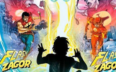 La scure e il fulmine – Zagor / Flash n.0 (dicembre 2020)