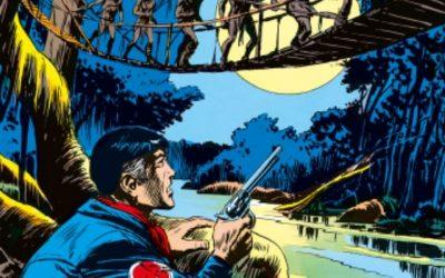 Mister No Story – Tamburi nella giungla n.7 (dicembre 1975)