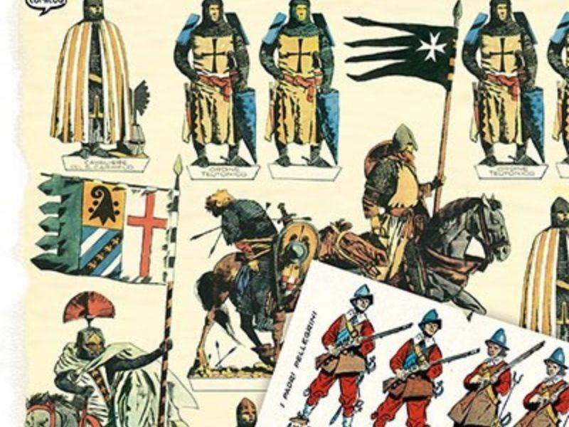 Soldatini di carta (ed. Comicout)