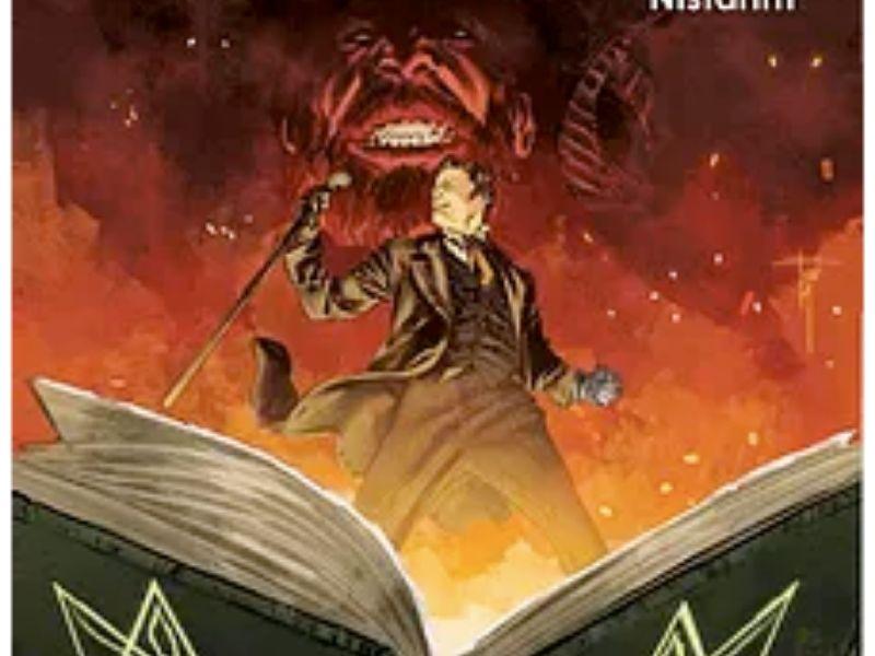 Nistarim – The Professor (preview)