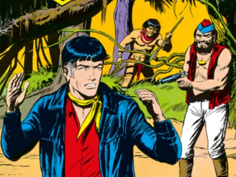 Mister No Story – L'Uomo della Guyana (n.6)