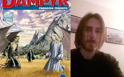 Intervista a Nicola Venanzetti (Dampyr/SBE)