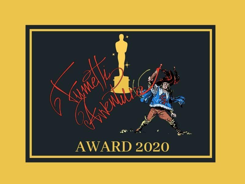 FUMETTIAVVENTURA AWARD 2020