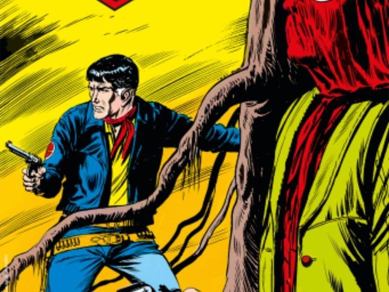Mister No Story – L'uomo dalla maschera rossa n.9 (febbraio 1976)