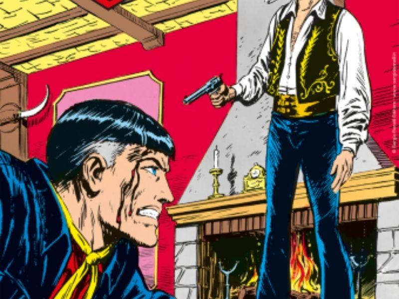 "Mister No Story – ""Tango"" Martinez  n.12 (maggio 1976)"