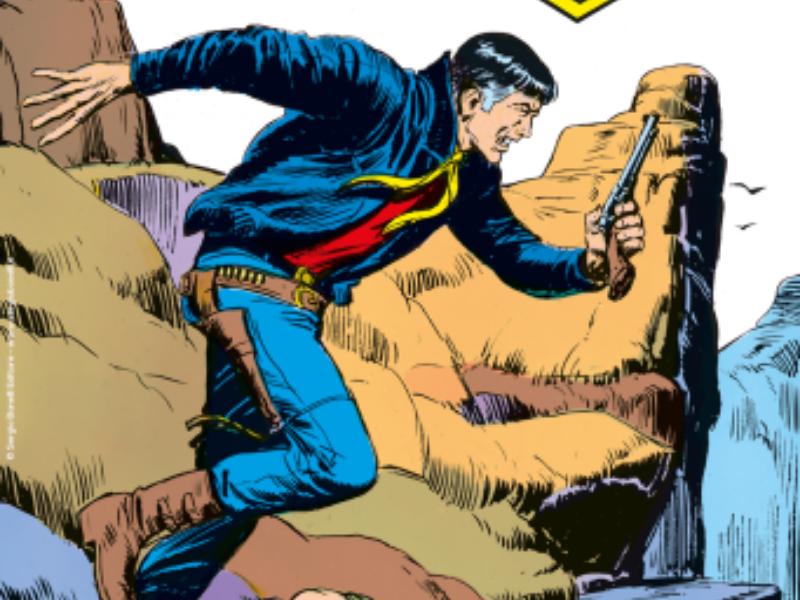 Mister No Story – Avventura in Ecuador n.11 (aprile 1976)