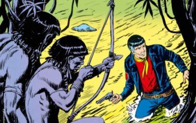 Mister No Story – Ombre nella notte n.14 (luglio 1976)