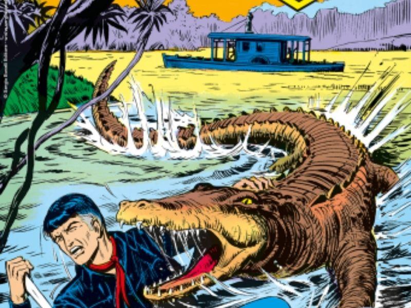 Mister No Story – Rio Negro n.13 (giugno 1976)