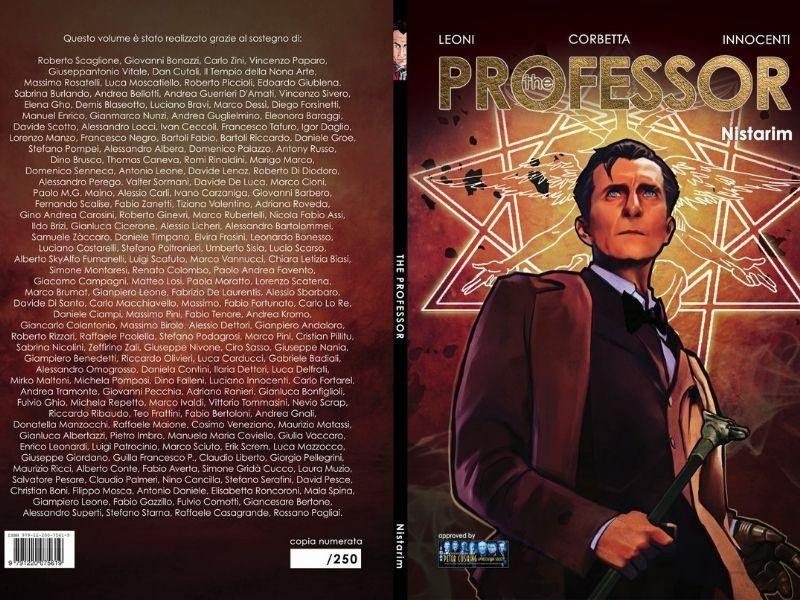Nistarim – The Professor (Nuova Serie)