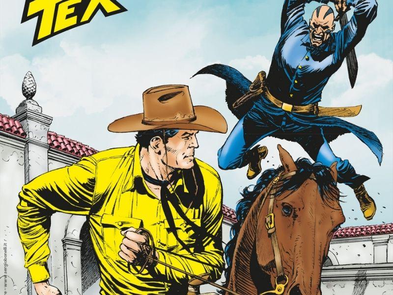 Colpo di stato – Tex n.724 (febbraio 2021)