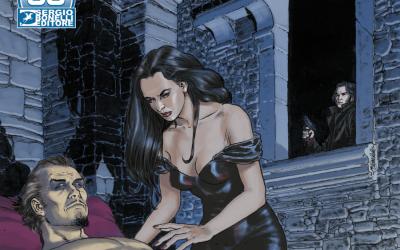 La regina di Babilonia – Dampyr n.252 (marzo 2021)