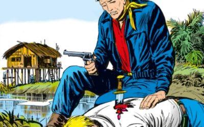 Mister No Story – Agente Segreto Zeta 3 (ottobre 1976)