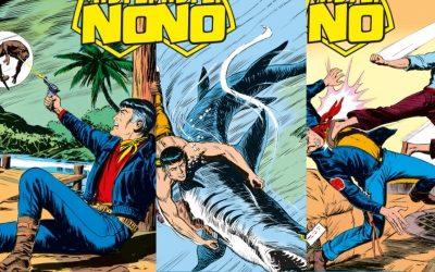Mister No Story – Atlantico nn.24-26 (maggio-luglio 1977)