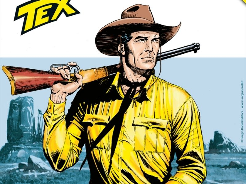 Il pistolero vudu – Tex n. 726 (aprile 2021)