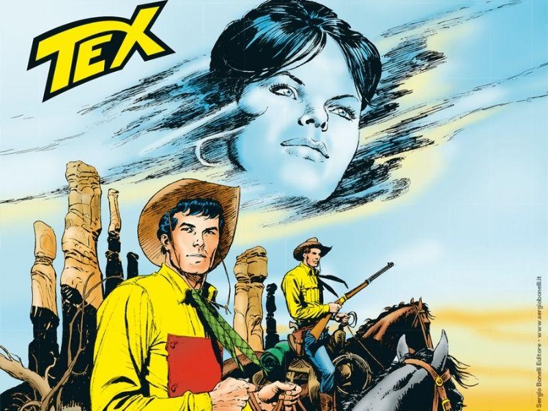 Una colt per Manuela Montoya – Tex n.728 (giugno 2021)