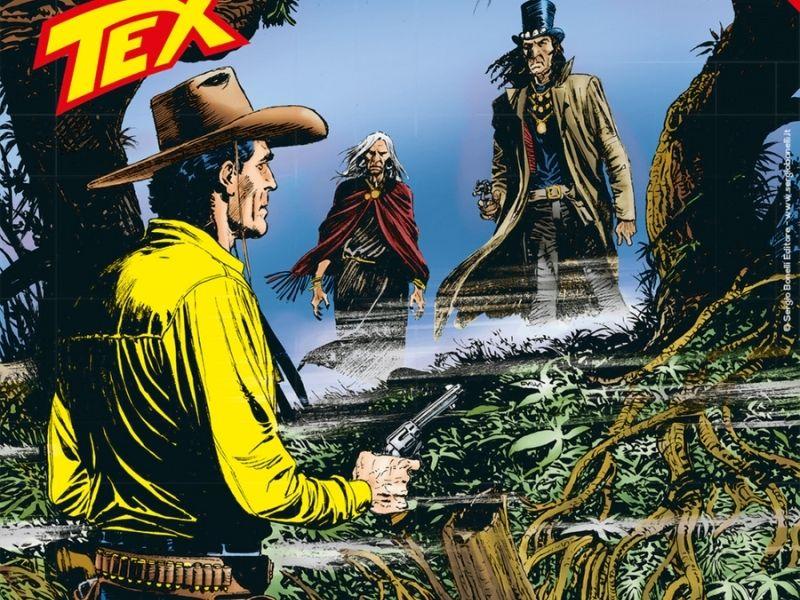 La strega della palude – Tex n.727 (maggio 2021)