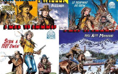 Sull'alto Missouri – Tex Willer nn. 29-33