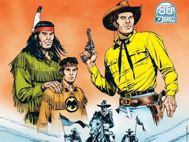 L'agente indiano – Tex n.729bis (luglio 2021)