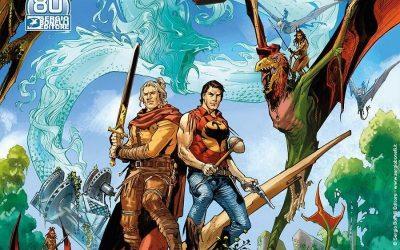 Il viaggio degli eroi – Dragonero Color n.8 (luglio 2021)