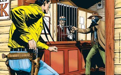 Rapina a Nogales – Tex n.729 (luglio 2021)