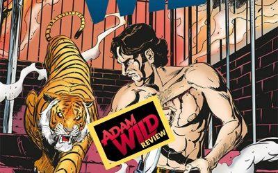 Adam Wild Review – Incendio allo zoo (AW n.14)