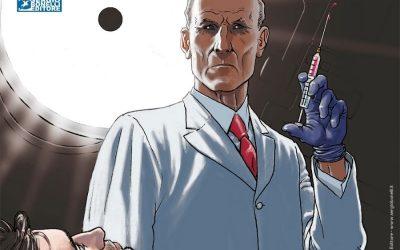 Dottor Dolore – Dampyr n.258 (settembre 2021)