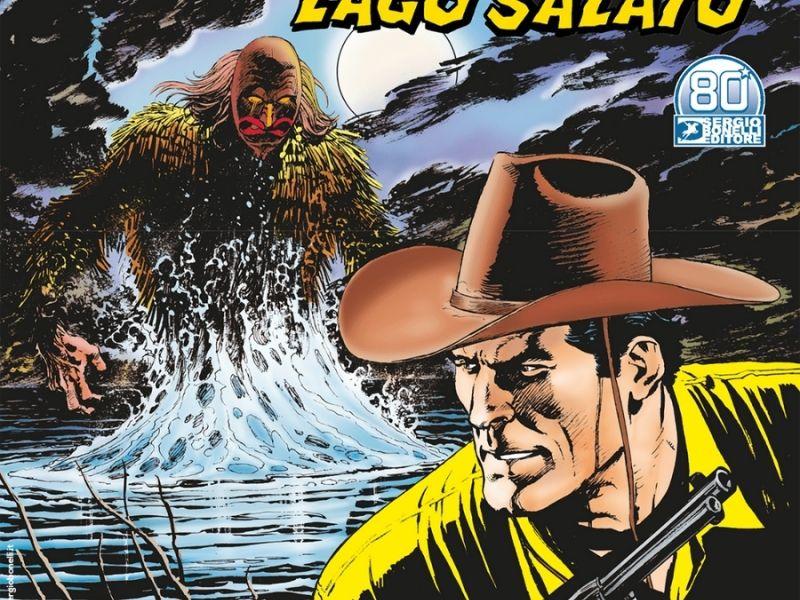 Il mostro del Gran Lago Salato – Tex n.730 (agosto 2021)