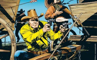 Dietro la maschera – Tex n.731 (settembre 2021)